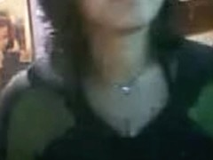 I look hot a sexy amateur brunette video clip