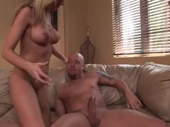 Hottest pornstar Kaylee Hilton in Amazing Facial, Hardcore porn scene