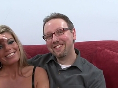 Crazy pornstar Kristal Summers in fabulous big tits, blonde sex clip
