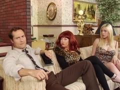 Crazy pornstar Brittany O'connell in horny masturbation, redhead porn scene