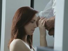 Horny pornstar in Fabulous Blowjob, Brunette sex movie