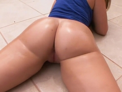 Best pornstar Nikki Stone in incredible piercing, big ass porn movie