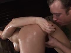 Hottest pornstar Austin Kincaid in incredible cumshots, brunette porn movie