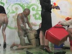 Horny pornstars Sandra Parker, Niki Cole and Kyra Banks in crazy big tits, brazilian sex movie