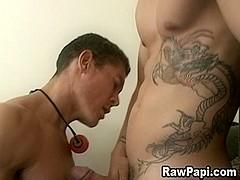 Hot Latino Gay Hardcore Sex Scene