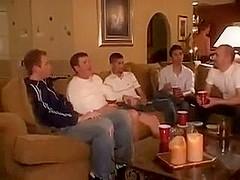 Daddys dude team-fucked by boyfrends