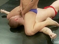 NakedKombat Sebastian Keys vs Jake Austin