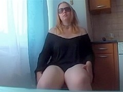 Big tit fatty darling fingering deep