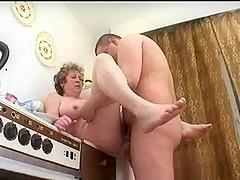 russian mature couple