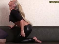 Ravasz Roka - Gymnastic Video part 2