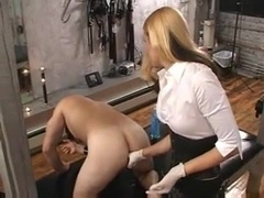 Blonde Mistress in Dungeon 2