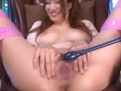 Incredible Japanese chick in Exotic Dildos/Toys, BDSM JAV scene