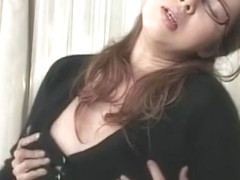 Amazing Japanese whore Yumi Kazama in Exotic Big Tits JAV video