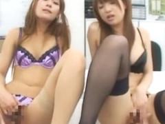 Best Japanese chick Nozomi Kohara, Yua Yoshikawa, Nozomi Osawa in Hottest Office, Big Tits JAV vid.