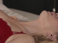 Incredible pornstars Lana Roberts, Max Dyor in Best Romantic, Cumshots sex video