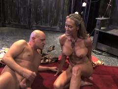 Fabulous pornstar Brandi Love in Crazy Blonde, Hardcore porn video