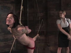 Hottest fetish xxx clip with incredible pornstar Maitresse Madeline Marlowe from Whippedass