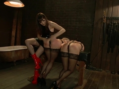 Hottest anal, fetish porn clip with fabulous pornstars Alby Rydes, Dahlia Sky and Dana DeArmond fr.