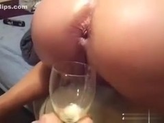 Now that's a cum cocktail