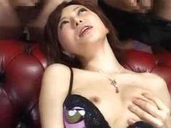Cute Woman Love Sperm