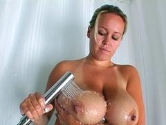 Brandy Taylor's Big Natural Tits!