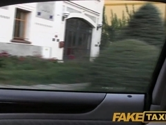 FakeTaxi: Excited Adele just crave my knob in her snatch
