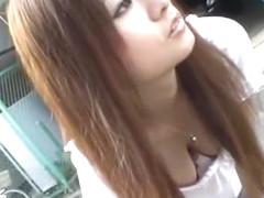 Incredible Japanese slut in Best Voyeur JAV clip