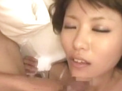 Crazy Japanese model Miho Imamura in Amazing Shaved/Paipan, Interview JAV clip