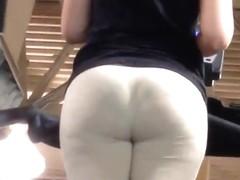 Light skin black booty vid 3