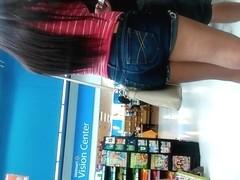 Nice ass at waltmart