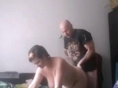 Crazy Amateur video with Wife, Big Tits scenes
