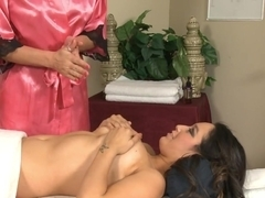 Exotic pornstar Riley Reece in Amazing HD, Lesbian xxx clip