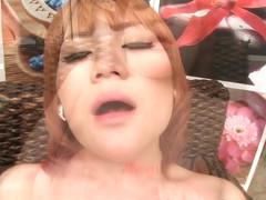 LadyboyGold Movie: Femboy Lingerie Anal Plug