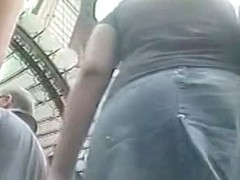 Juicy asses in slow motion upskirt collection