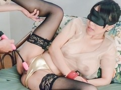 Best Japanese girl Rina Mayuzumi in Crazy JAV uncensored Big Tits video