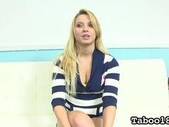 Lexi's First Audition