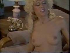 Retro looking lesbian sluts in a hot porn movie