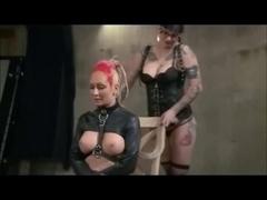 Large Tit Lesbo Domination