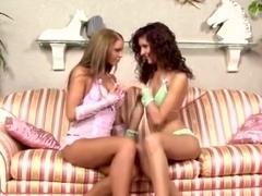 Lesbian Sofa Crush