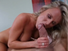 The strong Billy Glide makes Laura Crystal's asshole huger and huger