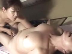 Hottest Japanese girl Mayumi Kusunoki, Yuriko Masuda, Maki Tomada in Exotic JAV scene