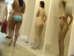 Hidden Camera Video. Dressing Room N 207