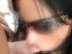 Blowjob Sonnenbrille