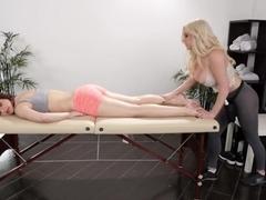 Hottest pornstars Leah Gotti, Spencer Scott in Incredible College, Big Tits adult clip