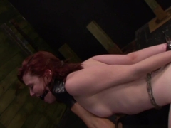 Best pornstar Emma Evins in Horny Hardcore, Redhead adult video