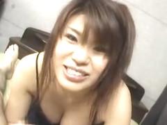 Amazing Japanese girl Megu Hayasaka, Suzuka Arinaga, Haru Sakuraba in Incredible POV, Big Tits JAV.