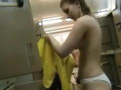 Hidden Camera Video. Dressing Room N 150