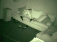 Nightvision Spycam Masturbator