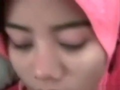 Muslim hijab asian girl is a bad girl by having pre-marriage sex