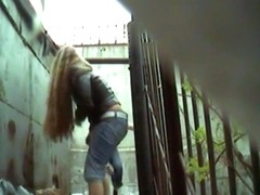 Girls Pissing voyeur video 333